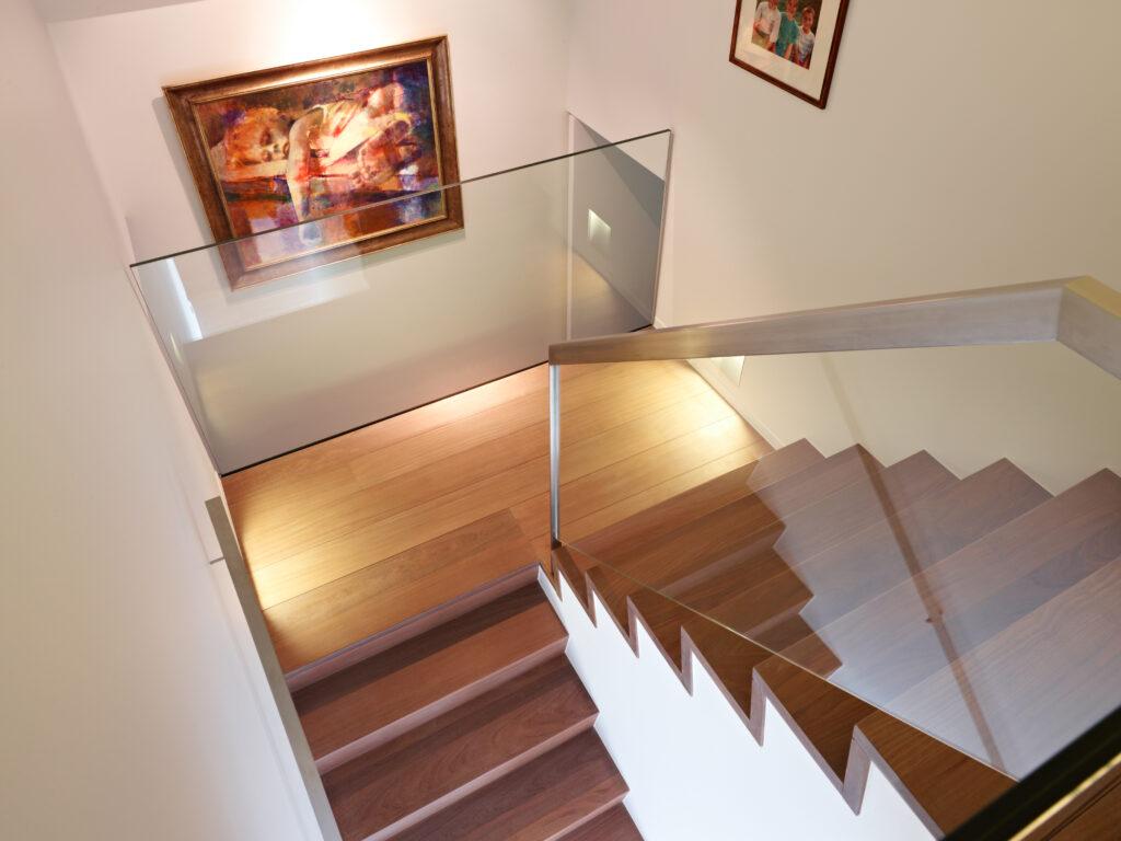 Houten trappen door Parket Line